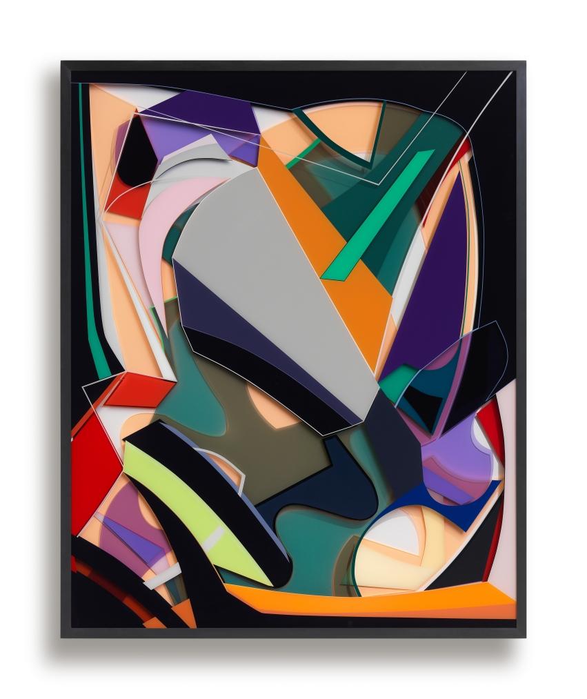 O.T. (R0118), 2018, 150 x 120 cm